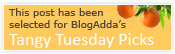 This image has an empty alt attribute; its file name is tangy-tuesday-pick.jpg