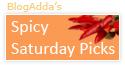 Spicy Saturday Pick for 11 Dec 2010