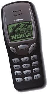 My First Cellphone - Nokia 3210