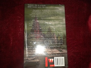 The Secret of the Nagas - Back Cover