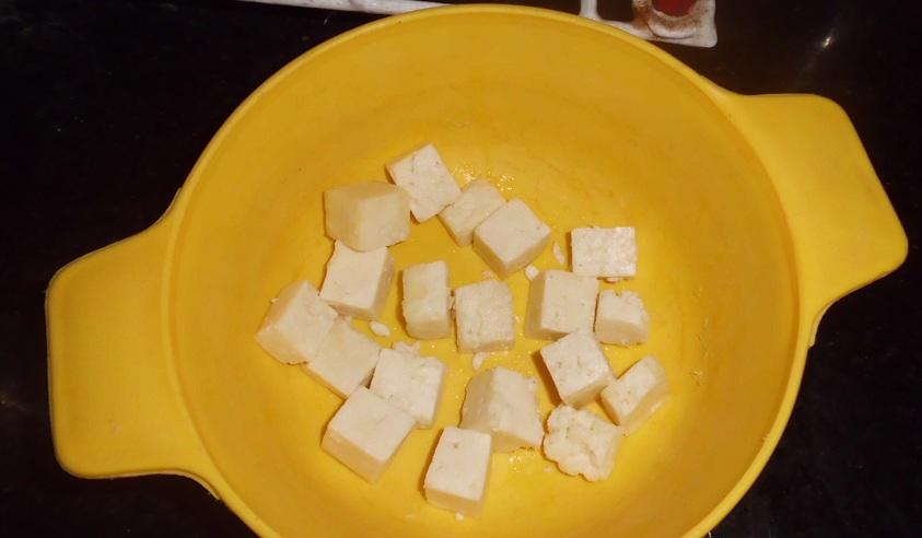 Paneer - Cubes